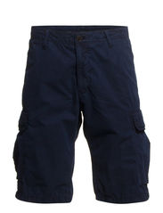 Shorts, legpockets, pocketflaps, lo - deep blue