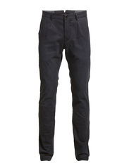 Chino, slim fit, narrow leg, backpo - shale