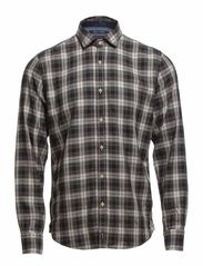 Shirt, long sleeve,small kent colla - combo