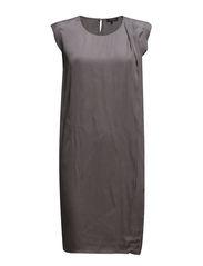 Dress, sleeveless, v-neck, feminine - MARL