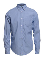 Shirt, long sleeve, button down, ge - combo
