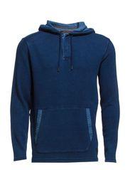 Sweatshirt, hood, pocket - olympia