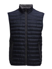 Vest, ultralight down/ liner - true navy
