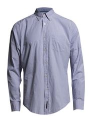 Button down, long sleeve, one chest - combo