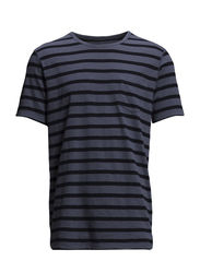 T-shirt, short-sleeve, round-neck, - combo