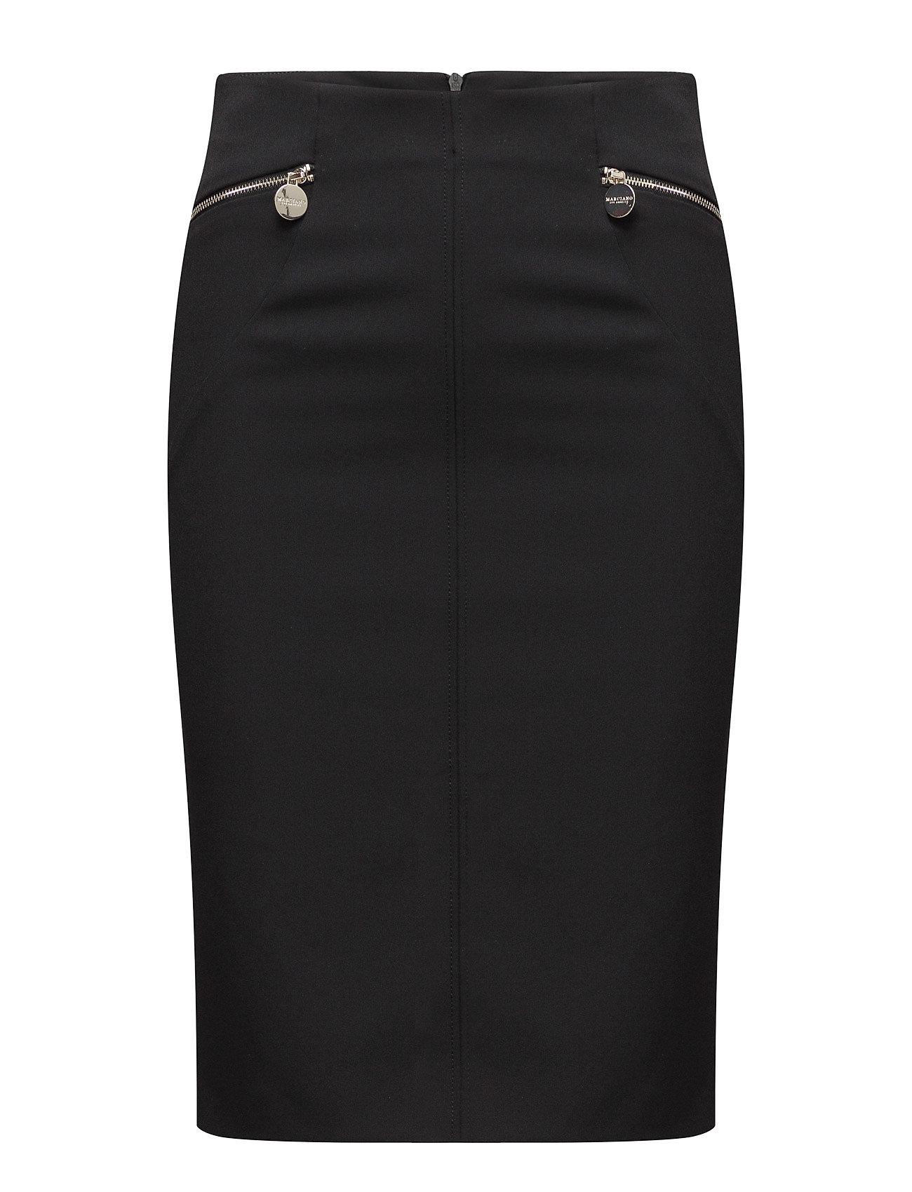 Longuette Zipper Skirt Marciano by GUESS Nederdele til Kvinder i