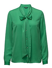 BOW SHIRT - JELLY BEAN