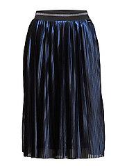 FANCY SKIRT - LAME BLUE
