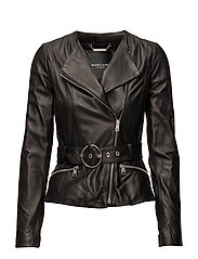 Marciano by GUESS - Hort Leather Jacket