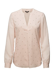 POTLIGHT BLOUSE - PINK IVORY