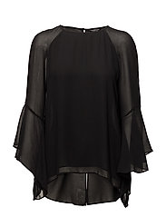 Marciano by GUESS - Ong Sleeve Flared Top