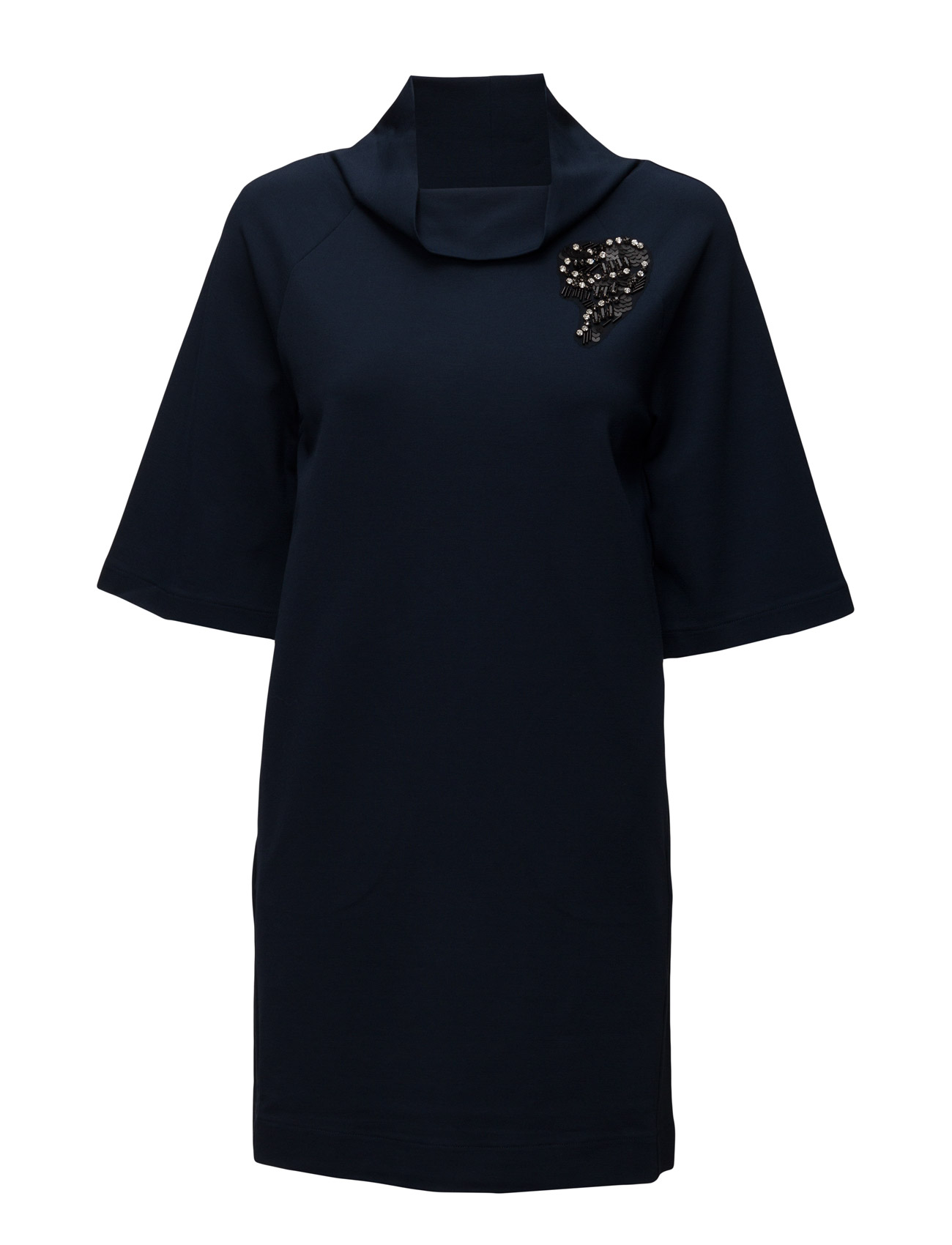 Efebo Marella Korte kjoler til Damer i Navy blå