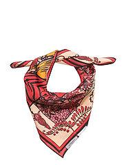 DUOMO - TIGER RED + PRINT