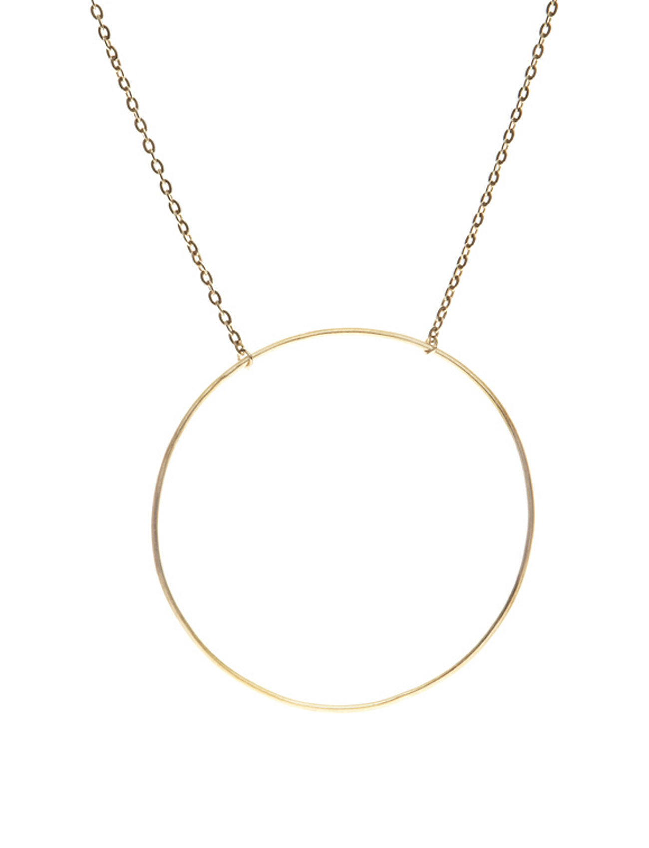 Monocle Necklace - 78 Cm Maria Black Smycken