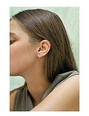 Klaxon Twirl Earring