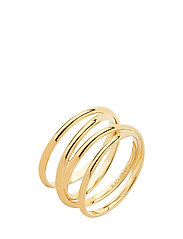 Auguste Wrap Ring - GOLD HP