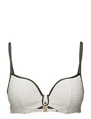 BRIGITTE bikini bra - NATUREL/OFFWHITE