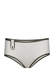 BRIGITTE bikini shorts - NATUREL/OFFWHITE