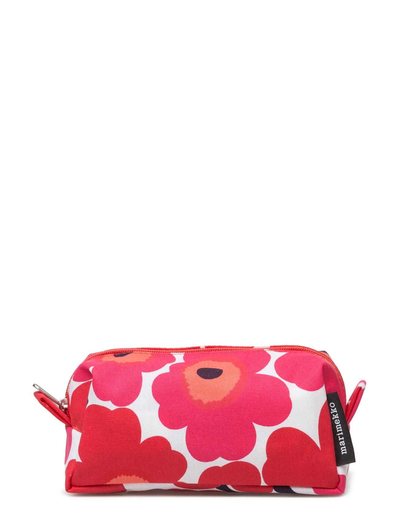 Taimi Mini Unikko 2 Marimekko Home Makeup tasker til Damer i Hvid sort