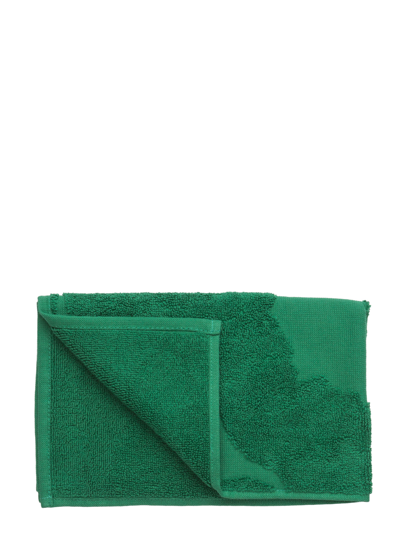 Unikko Solid Guest Towel 30x50 Marimekko Home Hjem til Herrer i Grøn