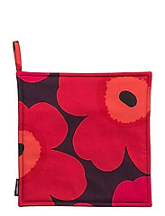PIENI UNIKKO POT HOLDER - PLUM,RED,ORANGE,DARK BLUE