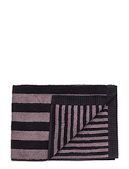 KAKSI RAITAA BATH TOWEL - GREY, BLACK