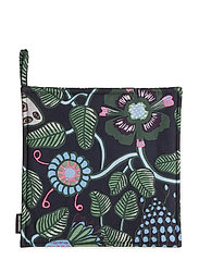 PIENI TIARA POT HOLDER - BLUE, GREEN, GREY