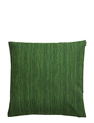 VARVUNRAITA CUSHION COVER - GREEN, DARK GREEN