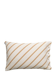 MINT CUSHION COVER - NATURAL WHITE, GOLD, WHITE