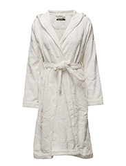 UNIKKO BATHROBE - WHITE