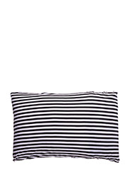 TASARAITA PILLOW CASE - WHITE, BLACK