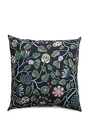 PIENI TIARA CUSHION COVER - BLUE, GREEN, GREY