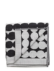 RÄSYMATTO HAND TOWEL - WHITE, BLACK