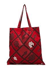 SPALJÉ BAG - RED, DARK RED, WHITE