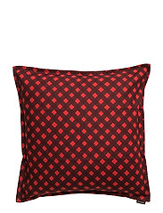 OKKO CUSHION COVER - RED, BLUM
