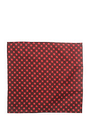 OKKO TEA TOWEL/NAPKIN - RED, BLOM