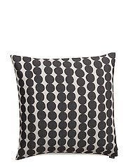 RÄSYMATTO CUSHION COVER - WHITE, BLACK