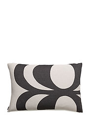 KAIVO CUSHION COVER - WHITE, BLACK