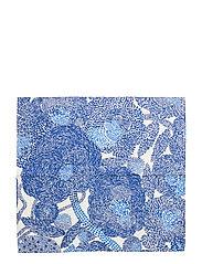 MYNSTERI TEA TOWEL - WHITE, BLUE