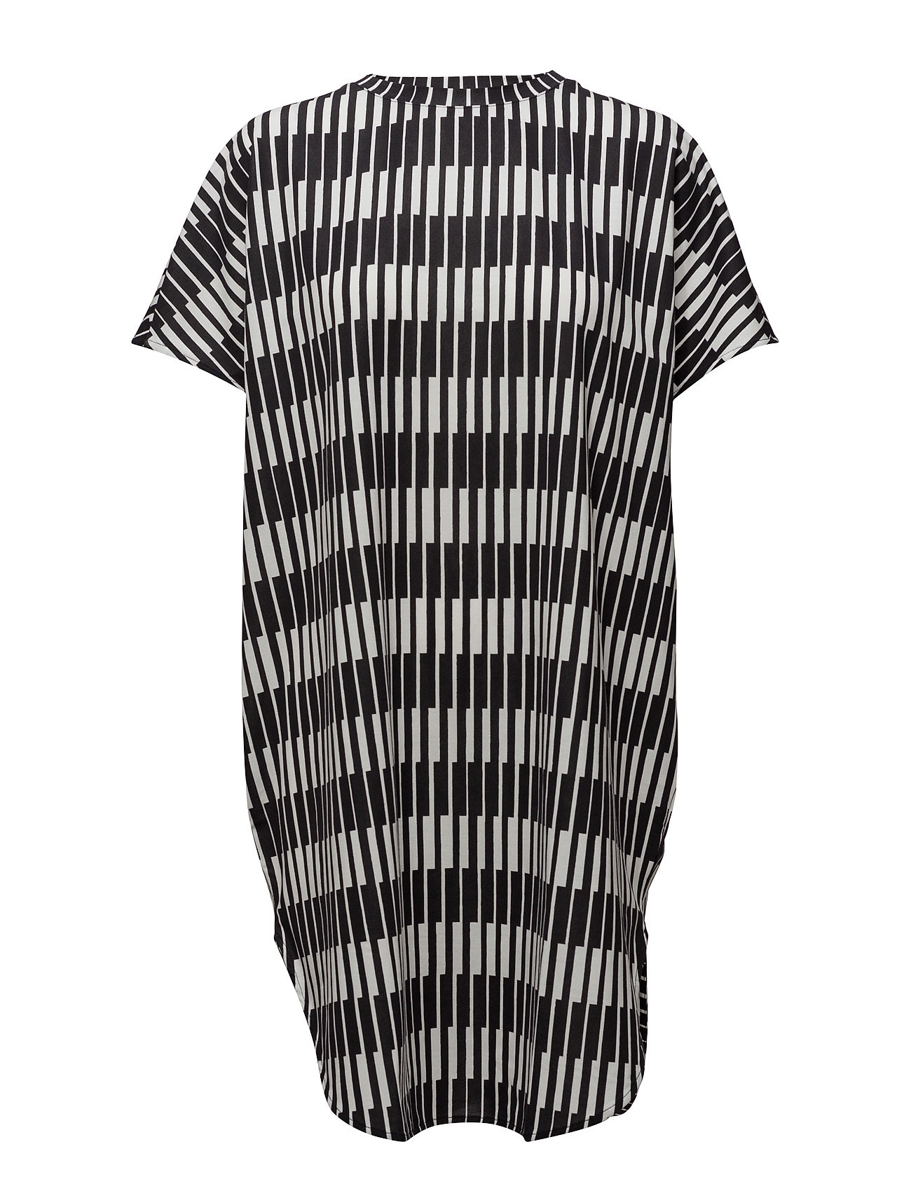 Katariina Mini Taite Marimekko Korte kjoler til Damer i Hvid sort