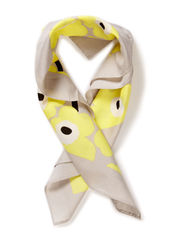 MINI UNIKKO SCARF - beige, yellow, black
