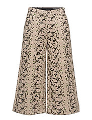 PAICILLA Trousers - BEIGE, PINK, BLACK