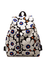 ERIKA MINI UNIKKO backpack - BLACK,BEIGE,BLUE
