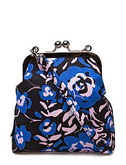 ROOSA ORVO Shoulder-bag - DARK BLUE,BLUE,LIGHT PINK