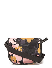 KERTTU HELOKKI Shoulder-bag - BLACK,BROWN,LIGHT PINK