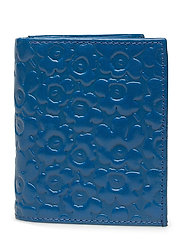 KATRI Wallet, leather - BLUE