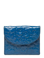 KARRI Wallet, leather - BLUE