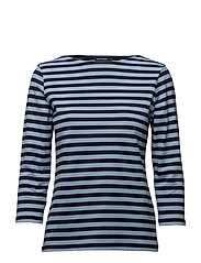 ILMA 2017 Shirt - DARK BLUE, LIGHT BLUE