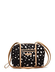 GUNNEL VATANUOTTA Bag - OFF WHITE, BLACK