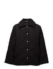 ATEJA Coat - BLACK
